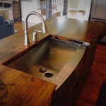 Gillespie – Walnut Countertop