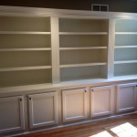 Keenan – Built-in Office Shelving