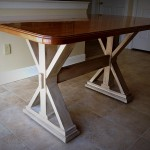Lejeune – Maple Dining Table