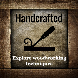 Handcrafted Woodworking