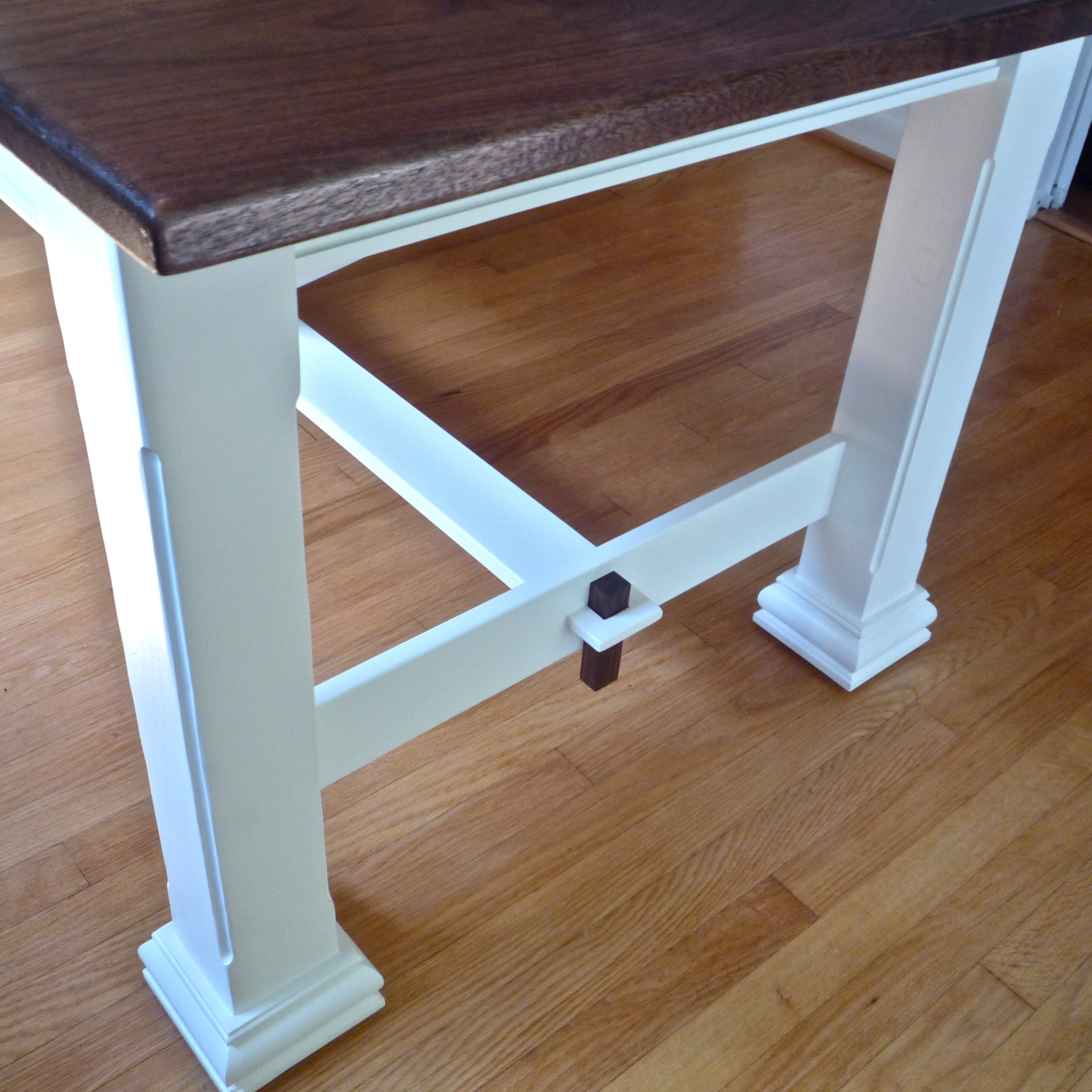 Handcrafted cz woodworking for Table joints