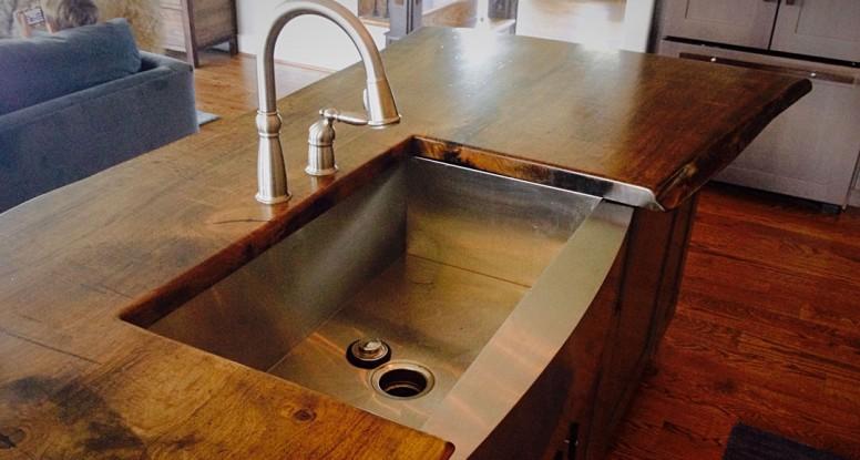 Custom Wood Countertops Cz Woodworking