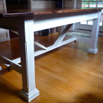 Wells - Black Walnut Dining Table