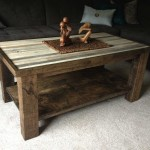 Malizia Rustic Coffee Table