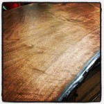Hofer – Live-Edge English Walnut Table