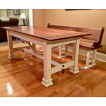 Sinni – Black Walnut Dining Table