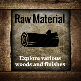 Woodworking Raw Materials