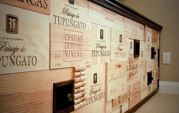 Wine Box Cabinet