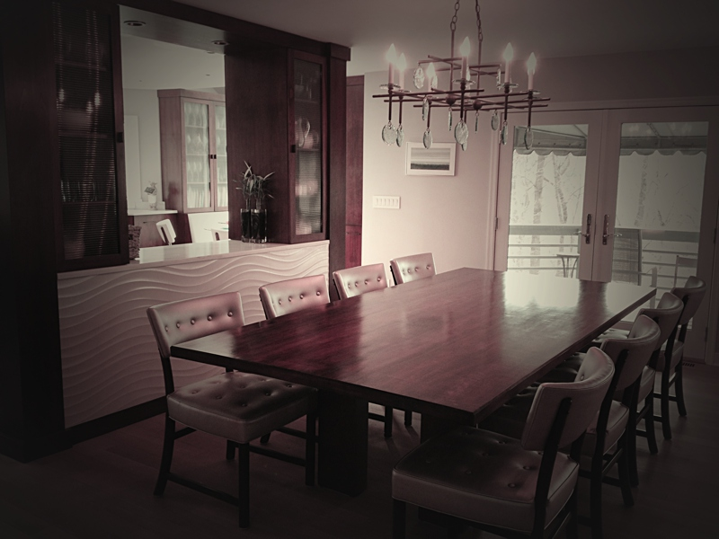 Gibson – Maple Dining Table