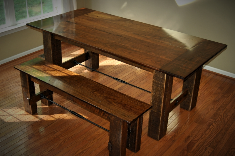 Zampelli Farmhouse Table