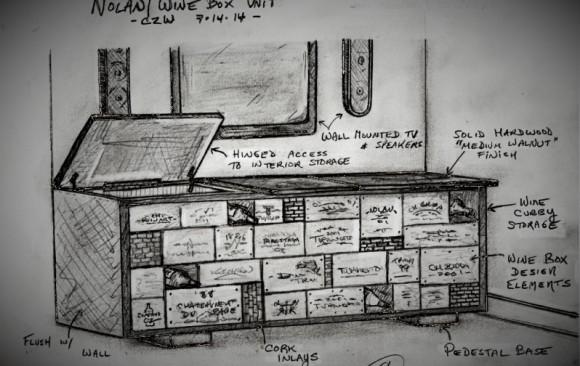 Napa Wine Storage & Display
