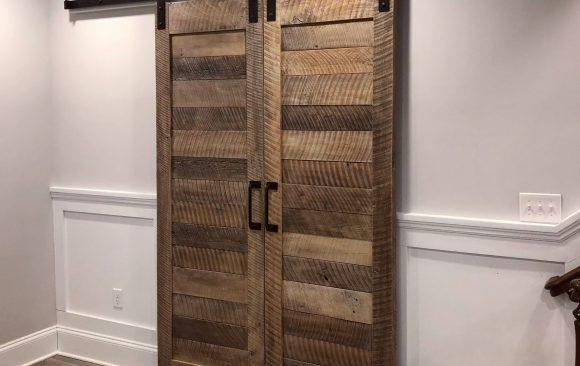 Oak Barn Doors