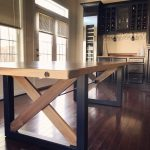 Shah – Walnut Dining Table and Countertop